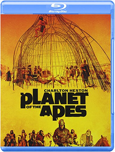 Blu-ray : Planet of the Apes '68 (Repackaged, Pan & Scan)