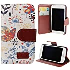 echo'er(TM) PU Leather Credit Card Holder Wallet Flip Stand Case Cover for Samsung Galaxy S3mini i8190(NOT fit S3)