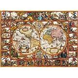 Clementoni - Puzzle de 6000 piezas con diseño Carta Magna (36504.3)