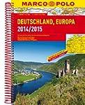 MARCO POLO Reiseatlas Deutschland 201...