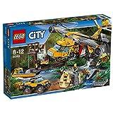 LEGO City 60162 Dschungel-Versorgungshubschrauber - LEGO