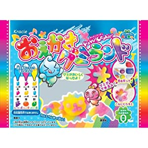 Kracie Popin' Cookin' DIY candy kit gummy animals