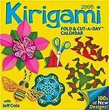 Kirigami Fold & Cut-a-day 2008 Calendar