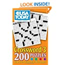 USA TODAY Crossword 3: 200 Puzzles from The Nation's No. 1 Newspaper (USA Today Crosswords)