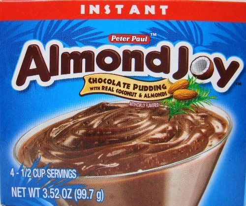 peter-paul-almond-joy-instant-chocolate-pudding-mix-352-ounces-pkg-of-12-by-n-a
