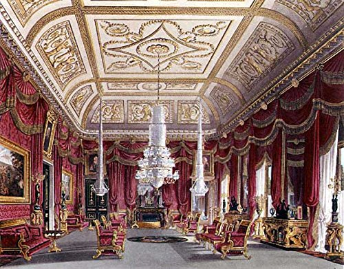 image-encadree-william-henry-pyne-the-crimson-drawing-room-carlton-house-from-pynes-royal-residences