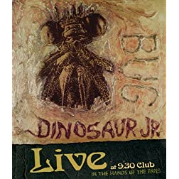 Dinosaur Jr. - Bug Live At 9:30 Club: In The Hands Of The Fans [Blu-ray]