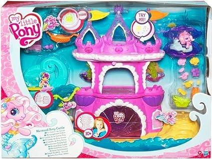 My Little Pony - 94557 - Accessoire - Poupée - Ponyville - Le Château des Sirènes