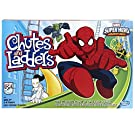 Marvel Spider-Man Web Warriors Chutes & Ladders Game