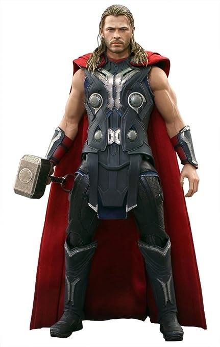 Avengers–Figurine de Thor (Hot Toys sshot902472)