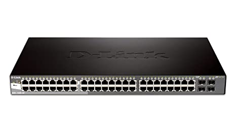 D-Link SWITCH/DGS-1500/48 X GIGAETH SMARTPRO