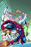 img - for Marvel Adventures Spider-Man Vol. 4: Concrete Jungle (v. 4) book / textbook / text book