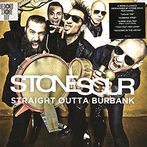 Straight Outta Burbank (Black Friday)