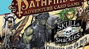 Pathfinder Adventure Card Game: Skull and Shackles: Character Add On