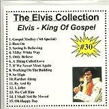 Music Maestro Velvet ELVIS PRESLEY #30 Gospel Karaoke CDG