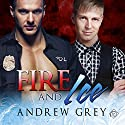 Fire and Ice: Carlisle Cops, Book 2 (       UNABRIDGED) by Andrew Grey Narrated by Randy Fuller