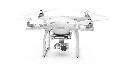 DJI Phantom 3 Advanced Quadricoptère Blanc