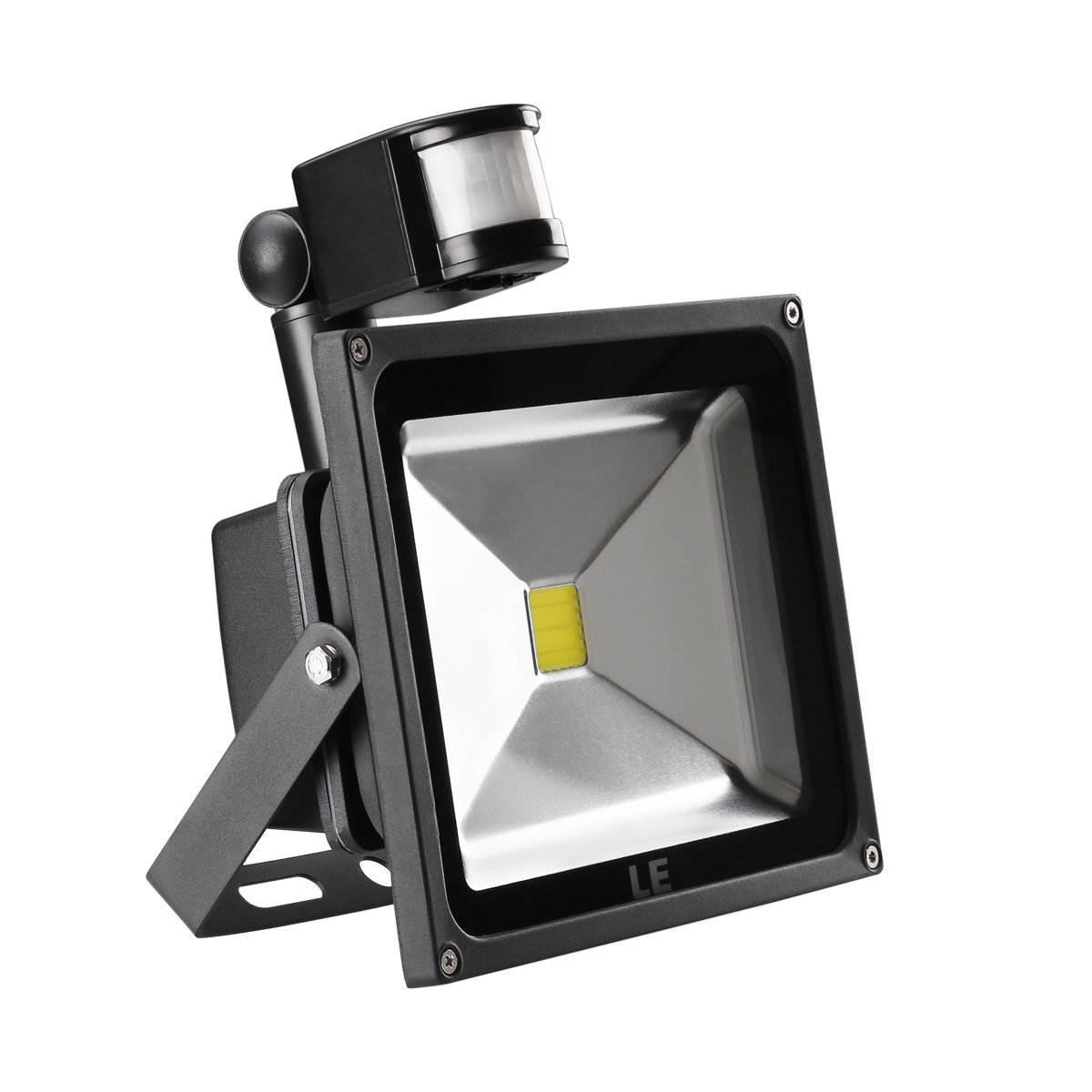 le 30w motion sensor light led flood lights 75w hps equivalent. Black Bedroom Furniture Sets. Home Design Ideas