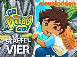 Go Diego Go! - Staffel 4