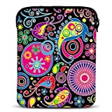 Color Starfish Neoprene Tablet Sleeve Case for 10