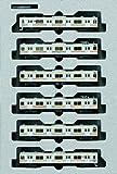 Nゲージ 10-493 205系1200番台南武線シングルアームパンタ (6両)