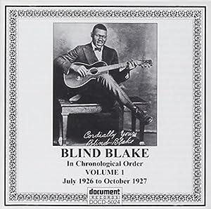 Vol.1-Blind Blake 1926-1927