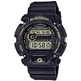Casio G-Shock Chronograph Digital Men's Watch (Color: Black)