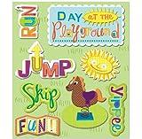 K&Company Playground Sticker Medley