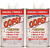 OOPS! 1026E Extreme Stain Remover 4.5 fl.oz