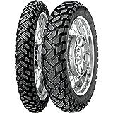 Metzeler Enduro 3 Sahara Rear Tire - 120/80-18 TT, Position: Rear, Rim Size: 18, Tire Application: All-Terrain, Tire Size: 120/80-18, Tire Type: Dual Sport, Load Rating: 62, Speed Rating: S 2045600