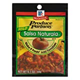 Produce Partners Salsa Naturala Mix Mild, 0.7-Ounce (Pack of 12)