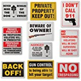 10 Pack Sign Set