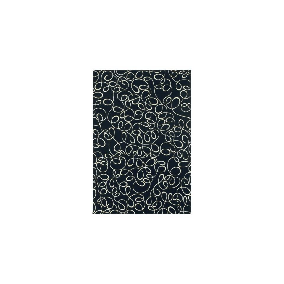 Shaw Doodles/Jet Printed Area Rug                                                                                         3 x 410