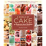 A World of Cake ~ Krystina Castella