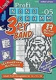 Profi-Nonogramm 3er-Band Nr. 5