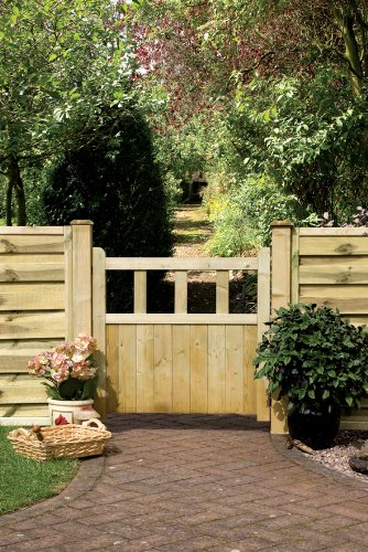 SOLID INFIL PATH GATE with free fitting guide