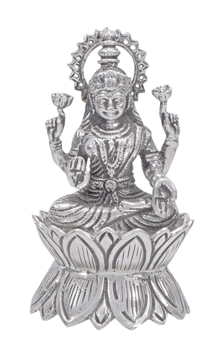 Joyalukkas Divino Silver Collection .925 Sterling Silver Idol