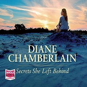 Secrets She Left Behind Audiobook