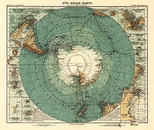 panoramic-map-of-antarctica-1912-16x24-giclee-gallery-print-wall-decor-travel-poster