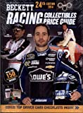 2014 Beckett Racing Collectibles Price Guide #24 - NASCAR Trading Cards / Die-Cast (Jimmie Johnson / Dale Earnhardt Sr / Richard Petty on Cover)