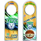 WNBA Minnesota Lynx Wood Door Hanger