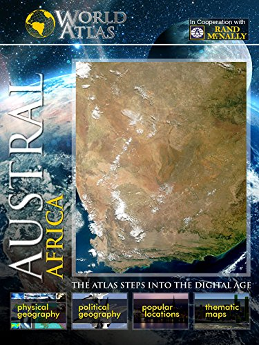 The World Atlas - AUSTRAL (Southern) AFRICA