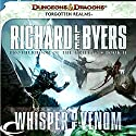 Whisper of Venom: Forgotten Realms: Brotherhood of the Griffon, Book 2 Audiobook by Richard Lee Byers Narrated by James Patrick Cronin