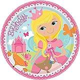 Amscan 55162333cm Woodland Princess Servilletas