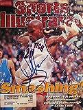 Ham, Darvin 3/25/96 autographed magazine