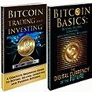 Bitcoin Box Set: Bitcoin Basics and Bitcoin Trading and Investing - The Digital Currency of the Future (bitcoin, bitcoins,...