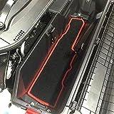 ホンダ S660 JW5 ユーティリティーボックスマット ブラック/レッド/UBM-001