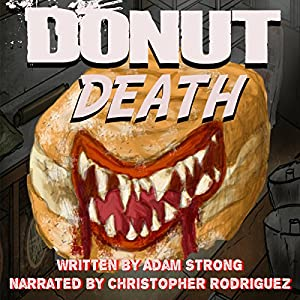 Donut Death Audiobook