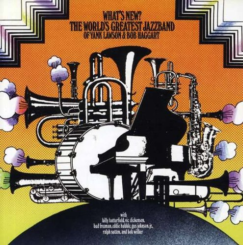 What's New by World's Greatest Jazz Band
