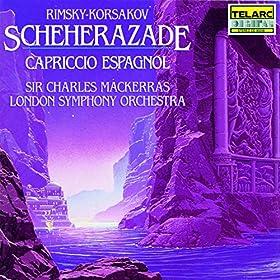 Capriccio espagnol: IV. Scena e canto gitano